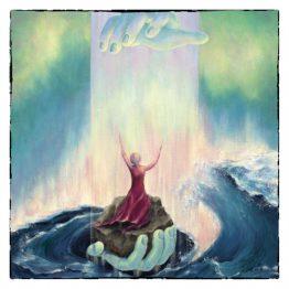Christelijke Kunstkaart Wees niet Bang Atelier for Hope Doetinchem kaarten van Schilderijen