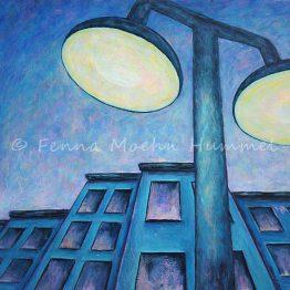 Bijzondere schilderijen Atelier for Hope De Straat